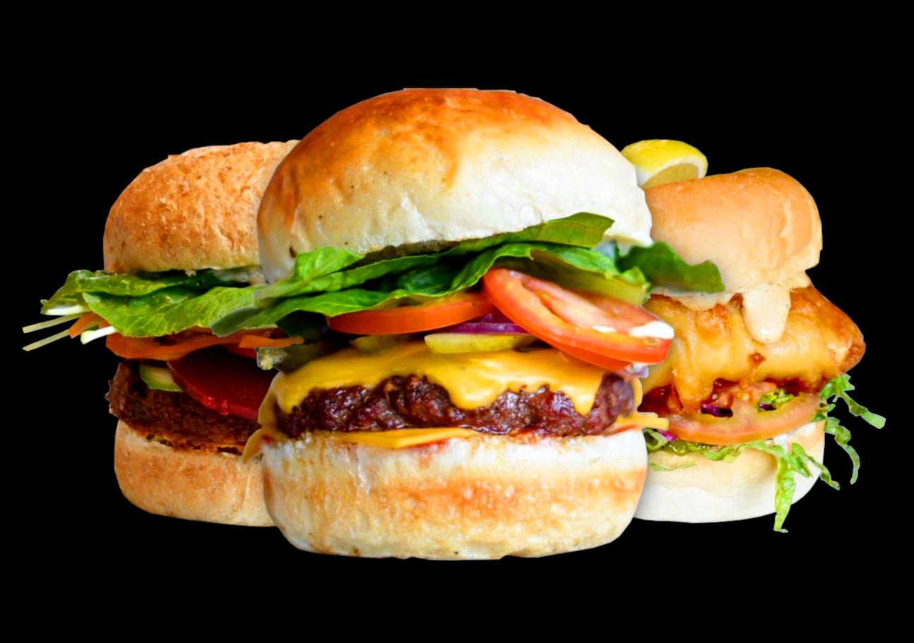 Burger Huas Burgers
